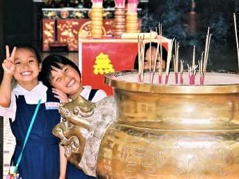 2002 Singapore, Malacca, Bali