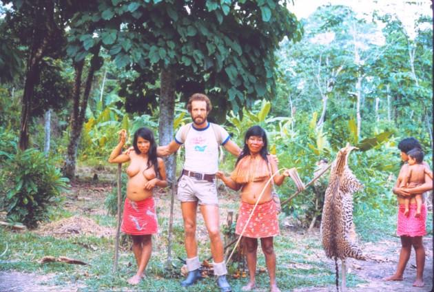 1981 Ecuador, Peru, Brazil, Columbia, Costa Rica